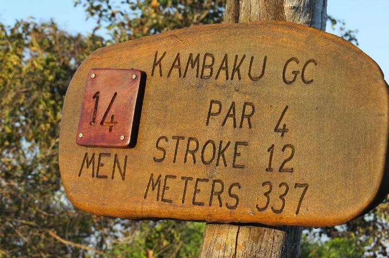 KAMBAKU GOLF CLUB KOMATIPOORT GOLF COURSE 06