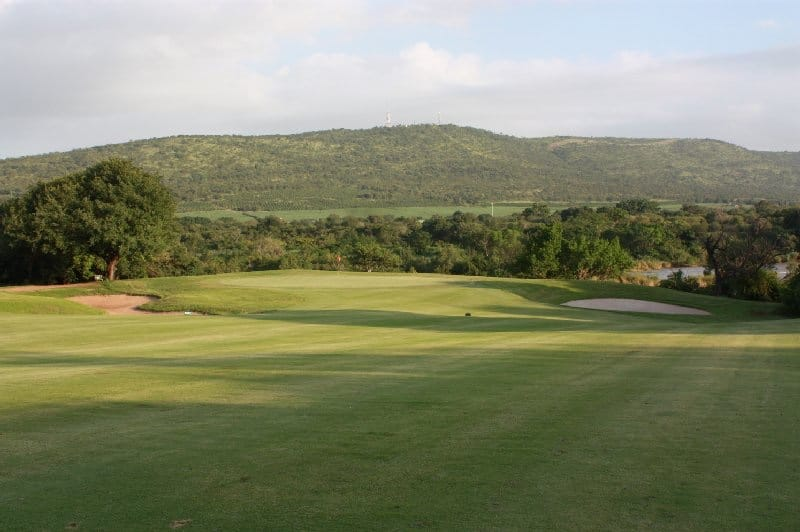 KAMBAKU GOLF CLUB KOMATIPOORT GOLF COURSE 12