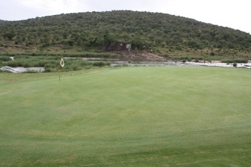 KAMBAKU GOLF CLUB KOMATIPOORT GOLF COURSE 15