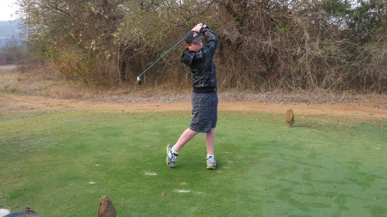 KAMBAKU GOLF CLUB KOMATIPOORT GOLF DAY 63
