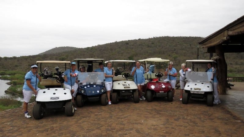 KAMBAKU GOLF CLUB KOMATIPOORT GOLF DAY 84
