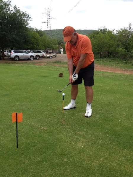 KAMBAKU GOLF CLUB KOMATIPOORT GREENS KEEPERS REVENGE 17
