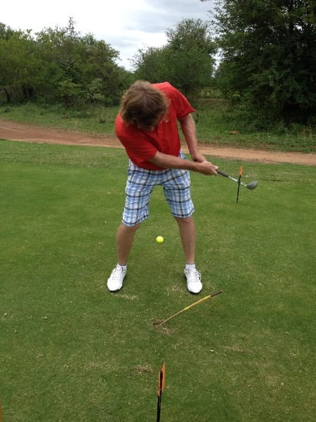 KAMBAKU GOLF CLUB KOMATIPOORT GREENS KEEPERS REVENGE 19