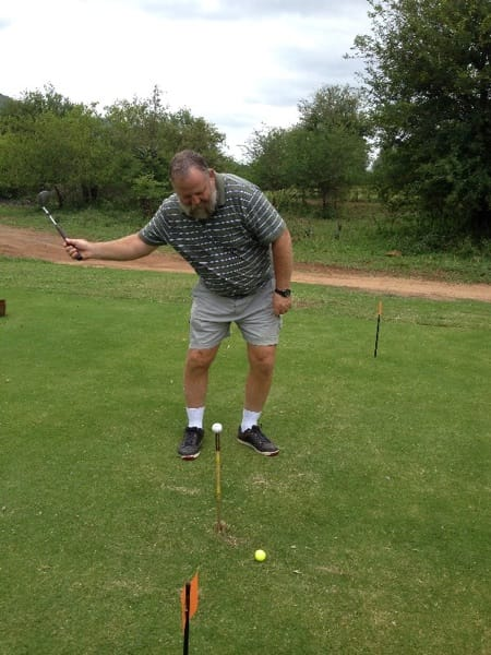 KAMBAKU GOLF CLUB KOMATIPOORT GREENS KEEPERS REVENGE 20