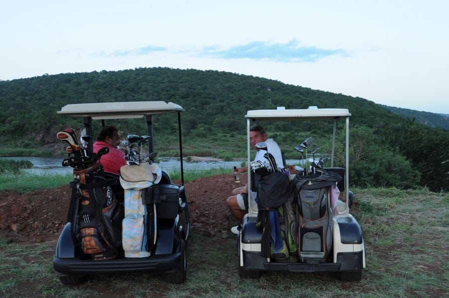KAMBAKU GOLF CLUB KOMATIPOORT SUNDOWNER 05