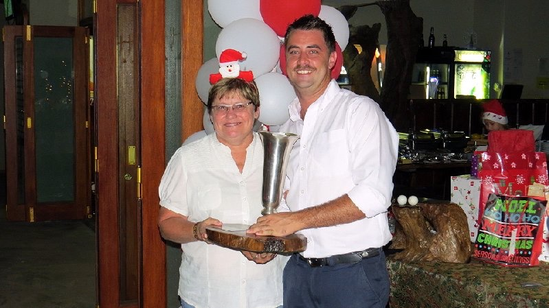 KAMBAKU GOLF CLUB KOMATIPOORT YEAR END PRIZE GIVING 08