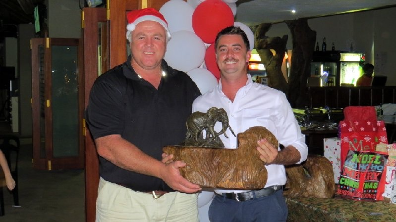 KAMBAKU GOLF CLUB KOMATIPOORT YEAR END PRIZE GIVING 09